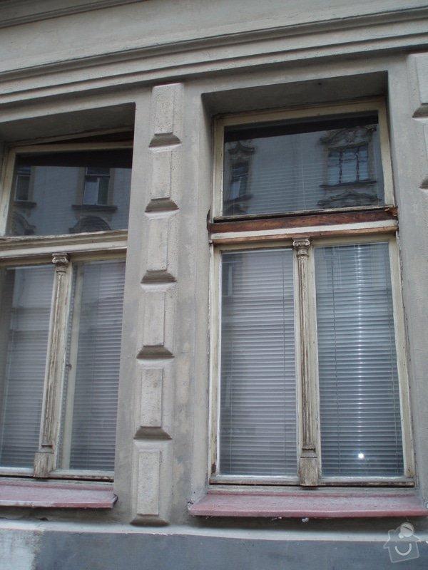 Oprava spaletovych oken: P9270167