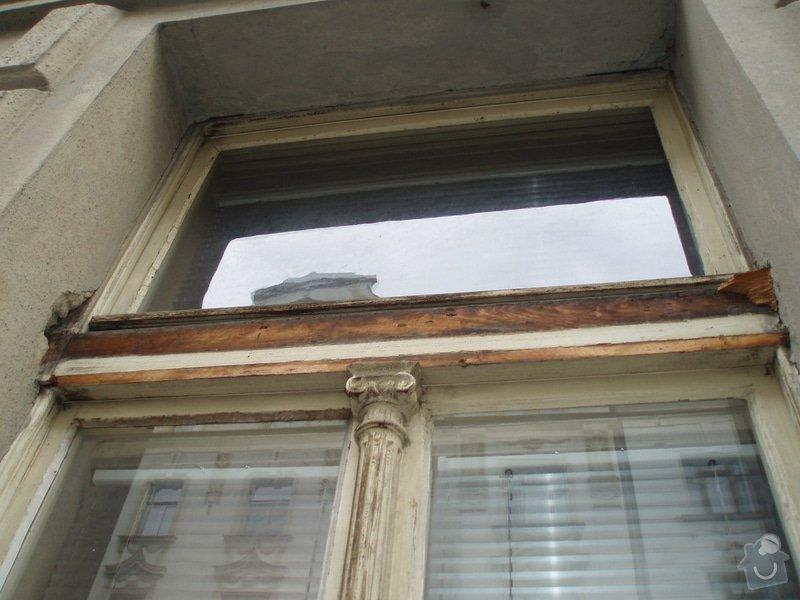 Oprava spaletovych oken: P9270161