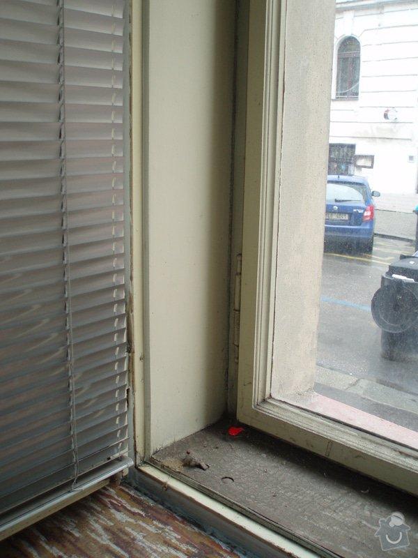 Oprava spaletovych oken: P9270132
