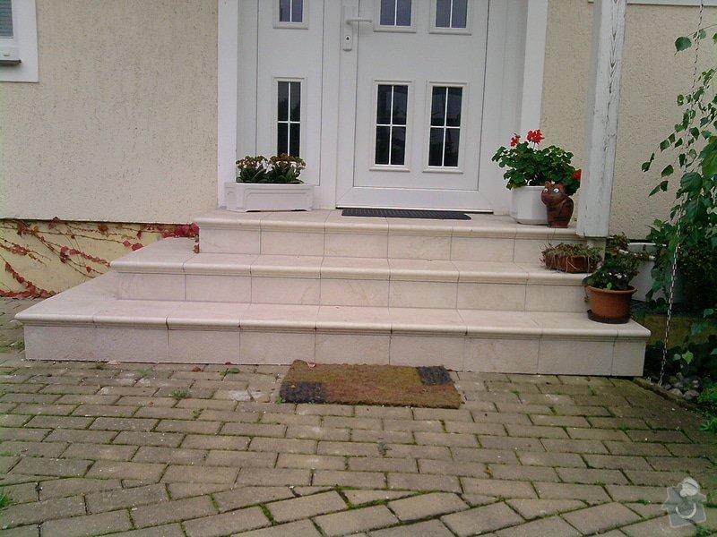 Plot z ztraceného bed. + obložení schodů: P290910_16.53
