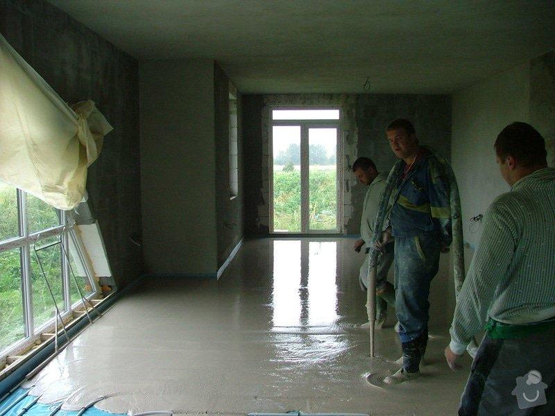 Litá podlaha: 56