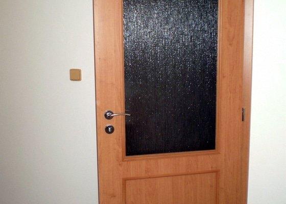 Kompletní dodávka dveří do bytu