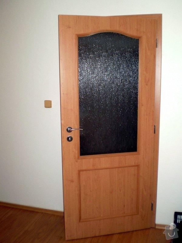 Kompletní dodávka dveří do bytu: PA020286