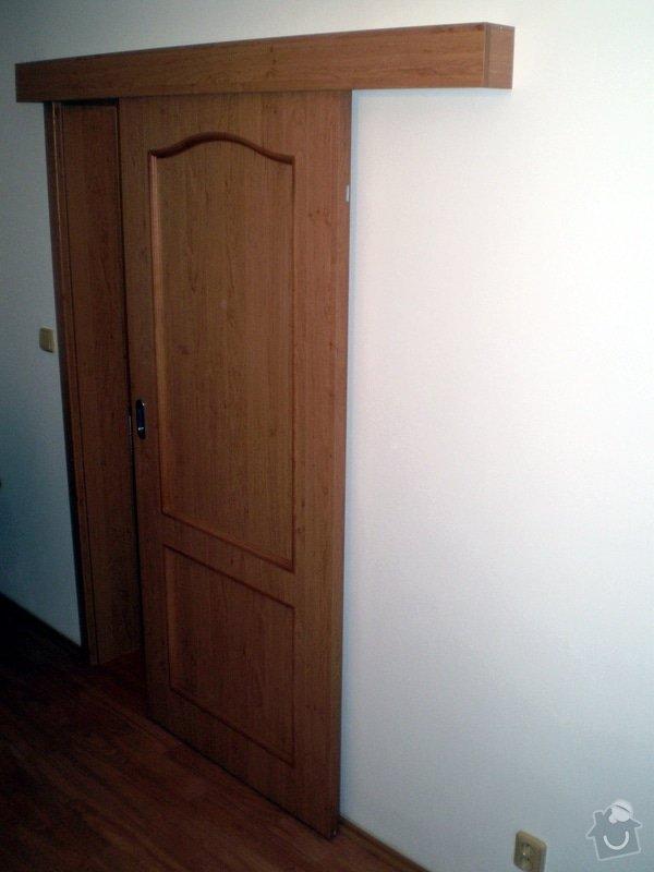 Kompletní dodávka dveří do bytu: PA020288
