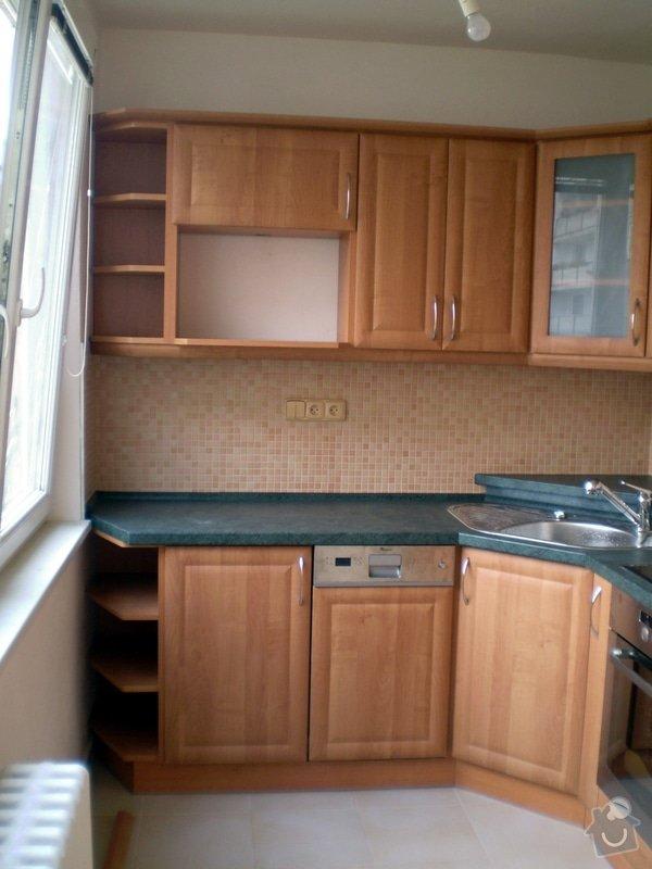Návrh, dodání a montáž kuchyně: P7204220