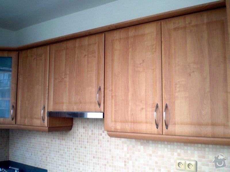 Návrh, dodání a montáž kuchyně: P7204221