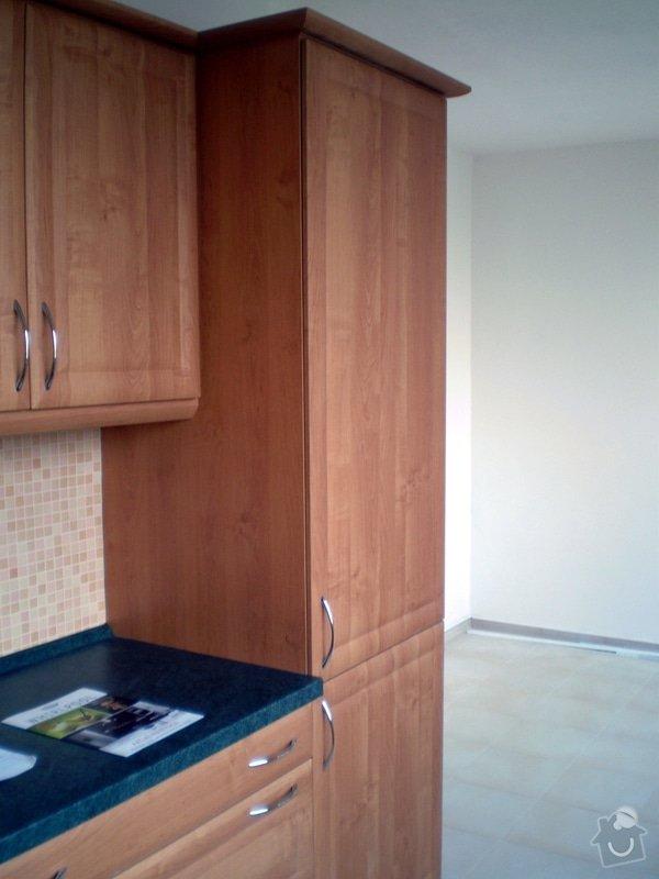 Návrh, dodání a montáž kuchyně: P7204223