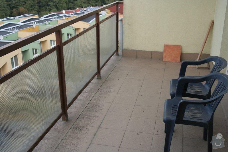 Výměna dlažby včetně izolace na terase 2 x 5 m: IMG_7138