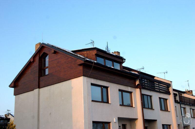 Architektonický návrh a prováděcí projekt na přestavbu střechy: D_m_po_rekonstrukci