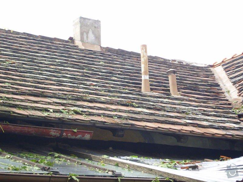 Oprava poničených střech: OBR1_4