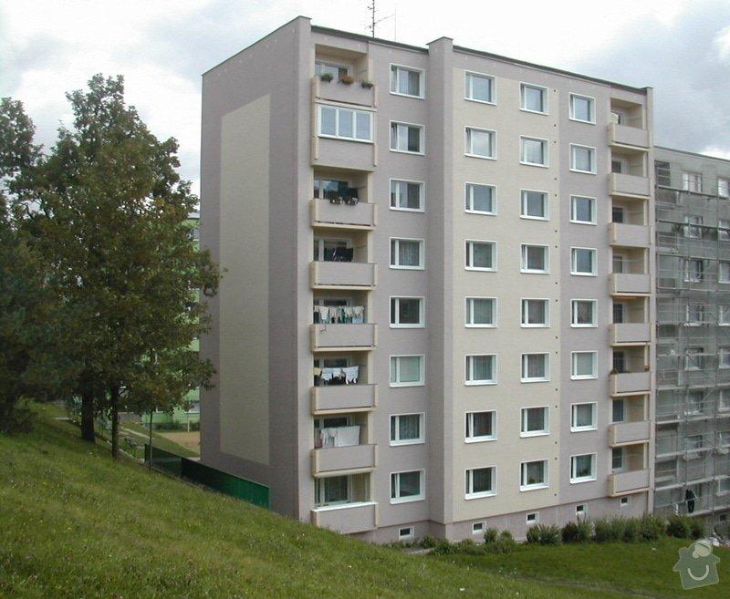 Zateplení panelového domu: DSCN5129