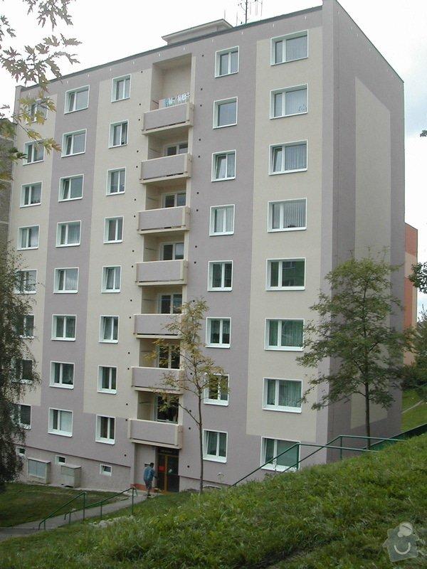 Zateplení panelového domu: DSCN5128
