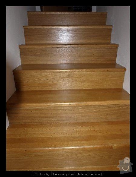 Dřevěné schody: schody2