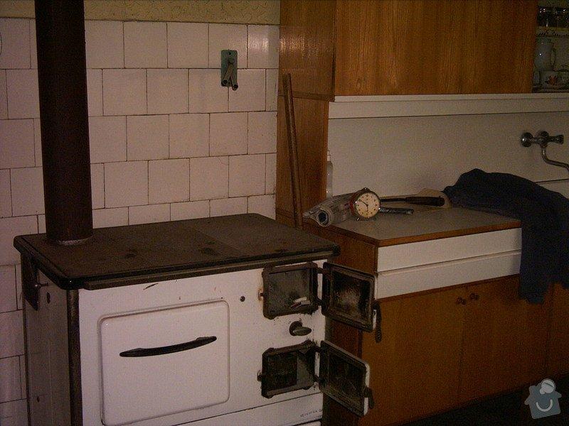 Modernizace kotelny, úprava vodo a elektroinstalace, obložení kuchyně: oblozeni-kuchyne_pred