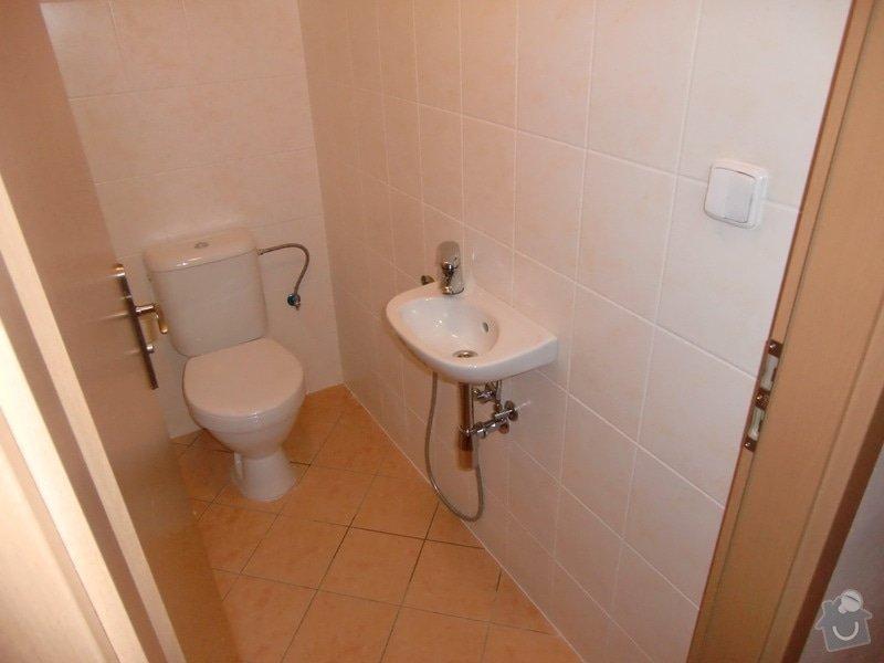 Instalace umyvadla s bidetovou baterií: toaleta_po