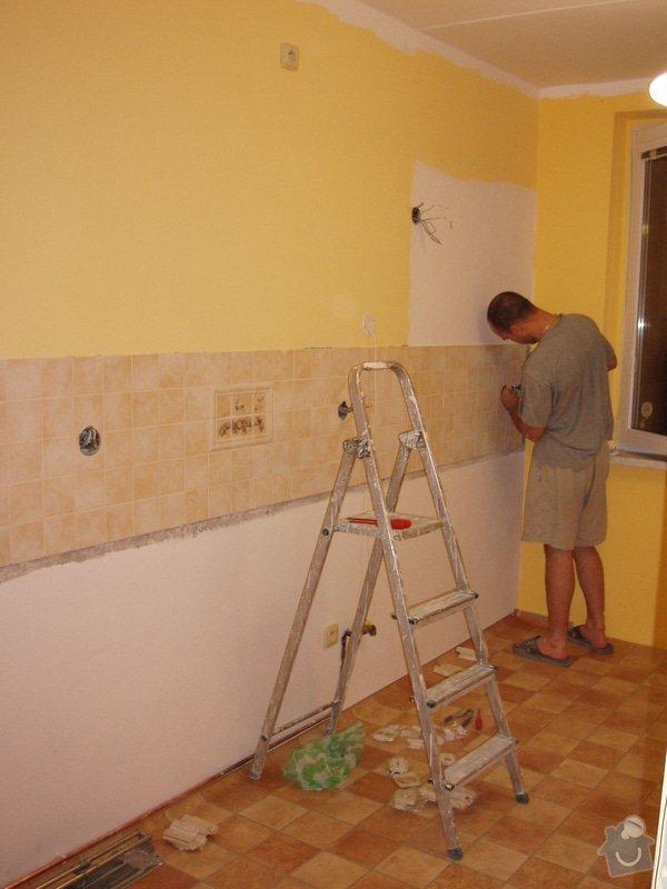 Příprava kuchyně na montáž nové linky: montaz_zasuvek