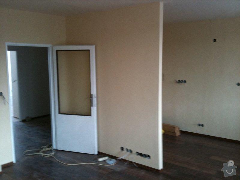 Rekonstrukce panelového bytu: byt_174