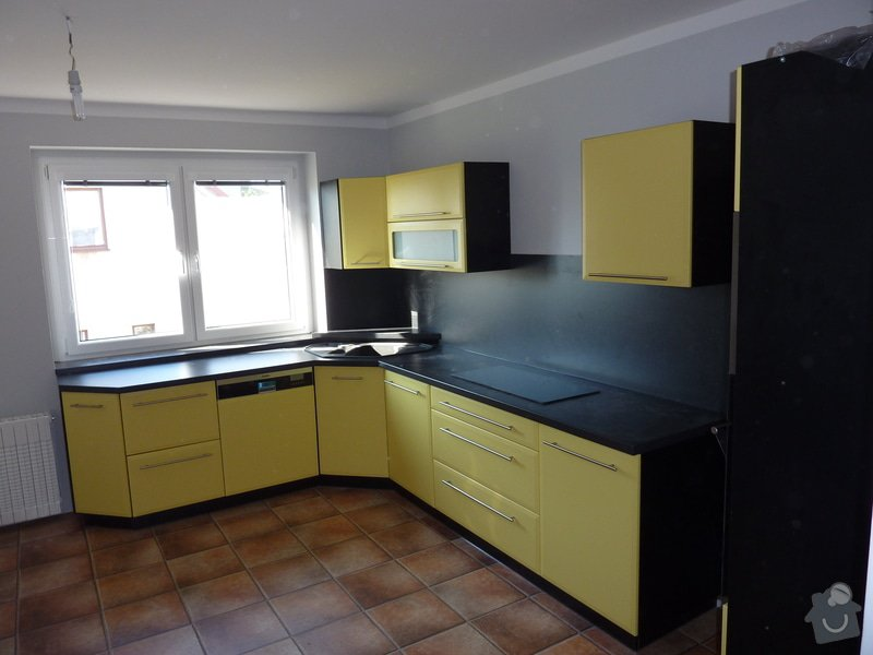 Kuchyňská linka: P1030439