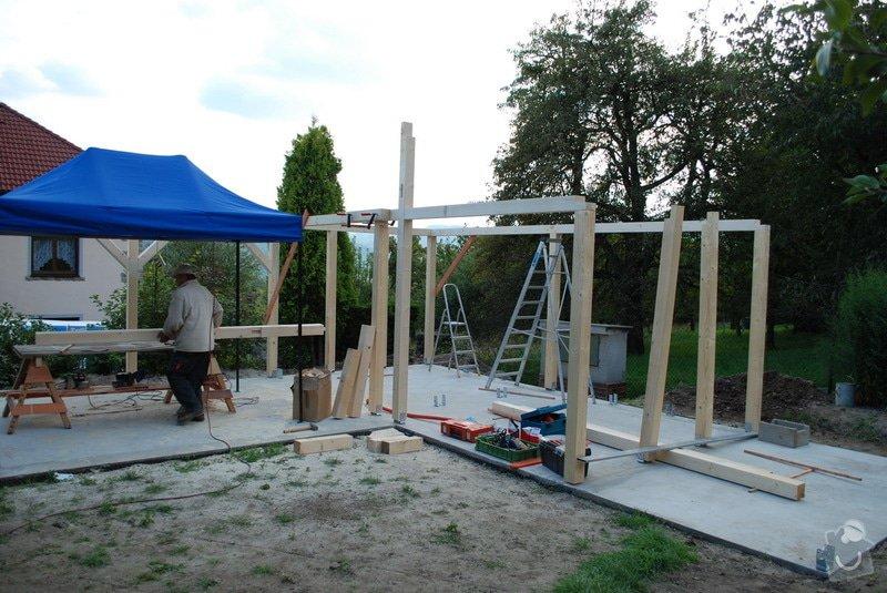 Zahradní domek + pergola: kleizol_04