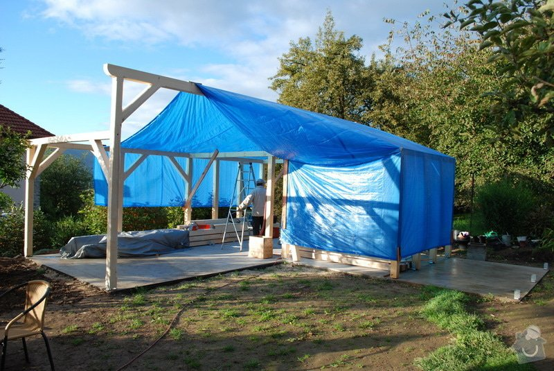 Zahradní domek + pergola: kleizol_05