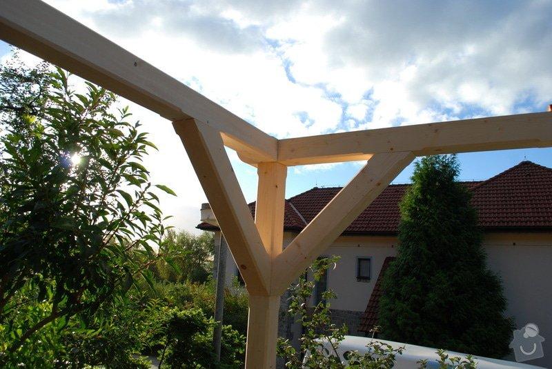 Zahradní domek + pergola: kleizol_06