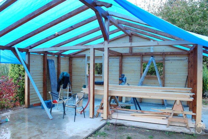 Zahradní domek + pergola: kleizol_10