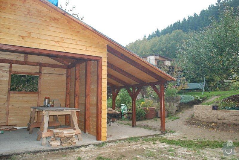 Zahradní domek + pergola: kleizol_11