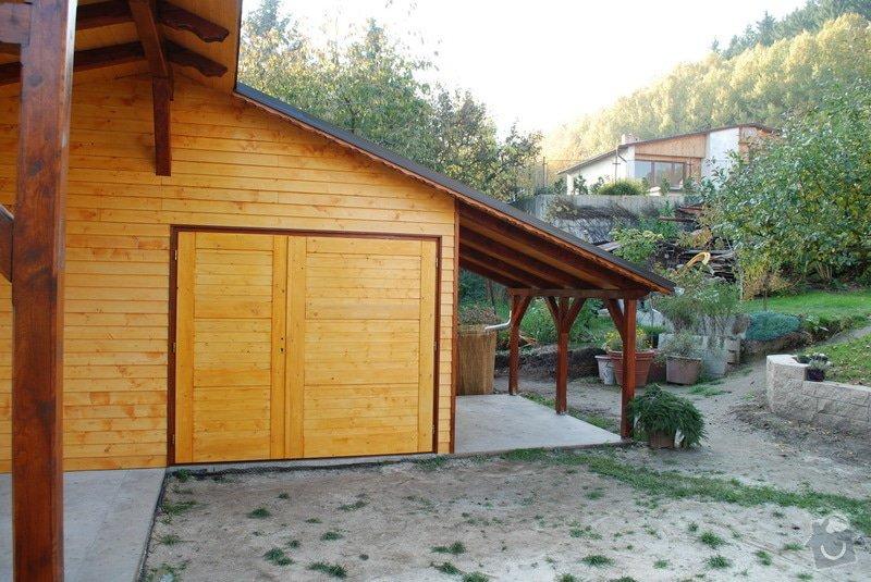 Zahradní domek + pergola: kleizol_14