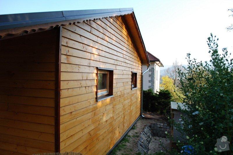 Zahradní domek + pergola: kleizol_15