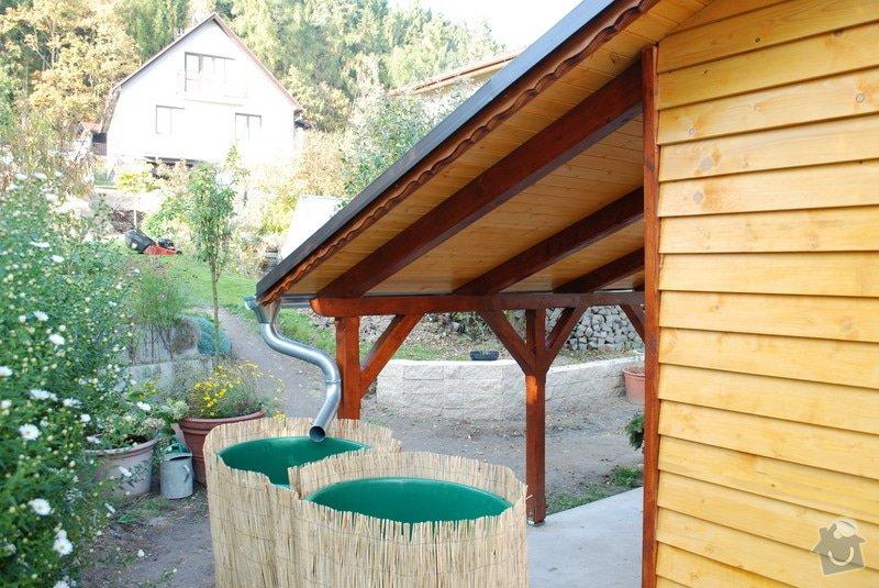 Zahradní domek + pergola: kleizol_16