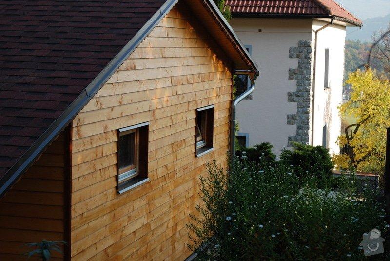Zahradní domek + pergola: kleizol_24