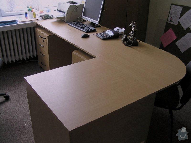 Kancelářský nábytek: stul