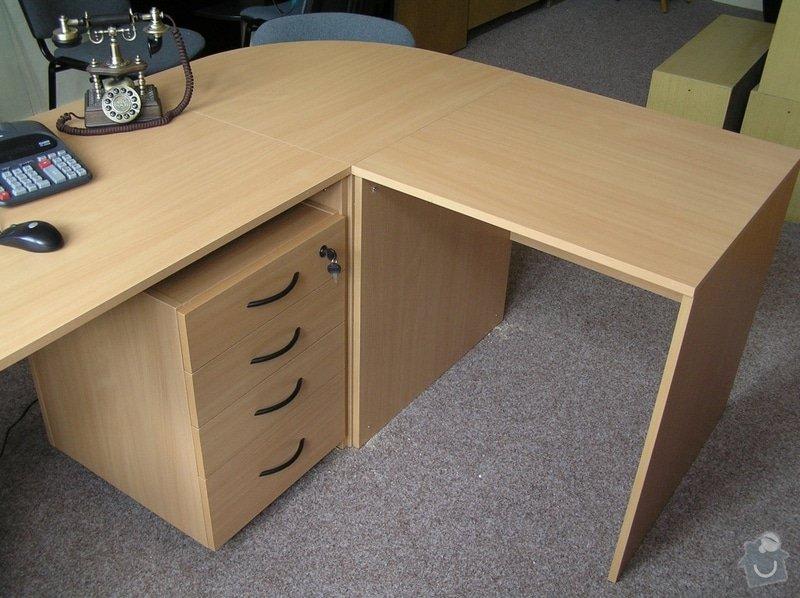 Kancelářský nábytek: stul2