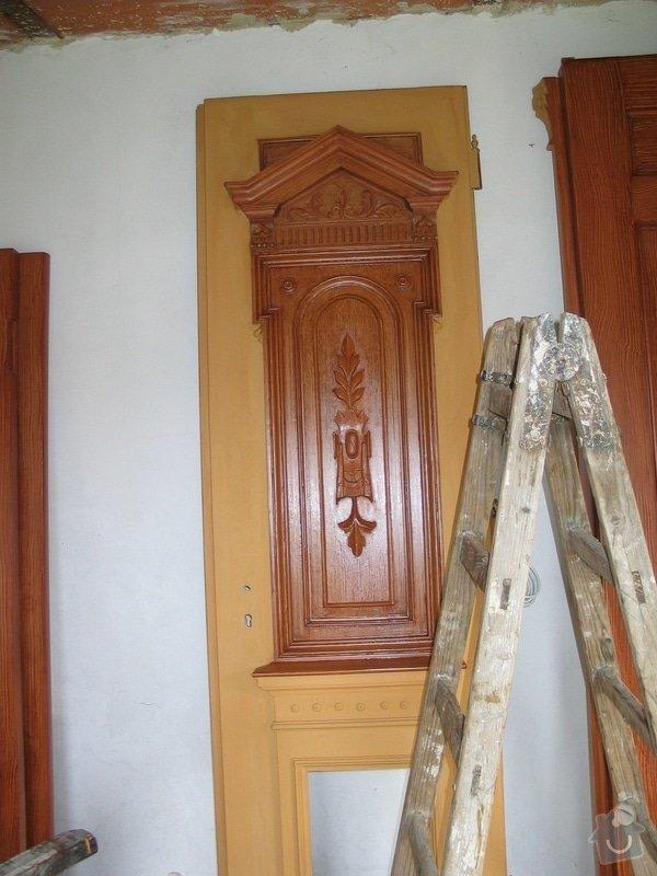 Restaurování vstupních dveří: restaurovani-vstupnich-dveri_100_0017