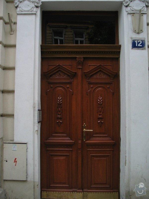 Restaurování vstupních dveří: restaurovani-vstupnich-dveri_100_0046