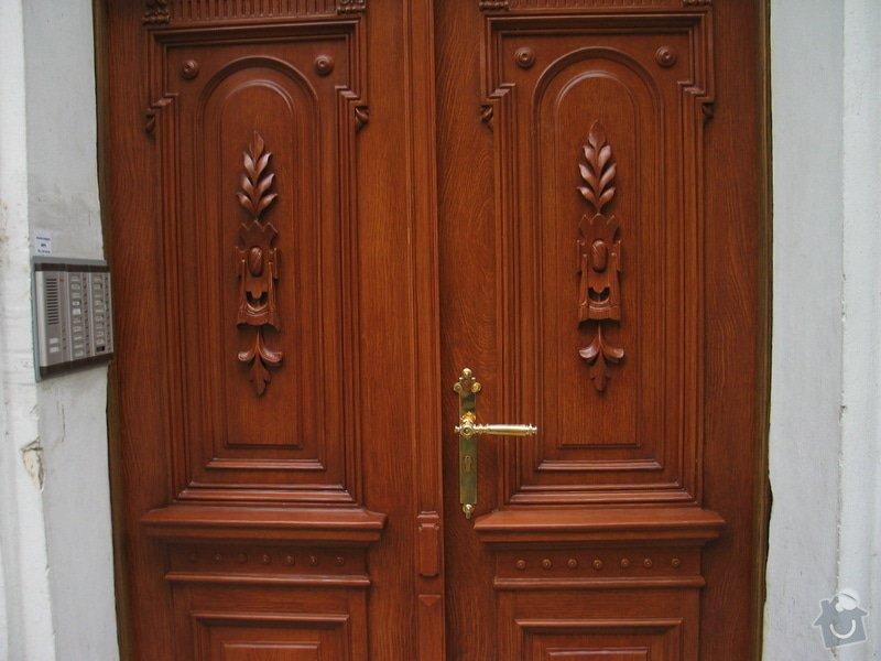 Restaurování vstupních dveří: restaurovani-vstupnich-dveri_100_0048