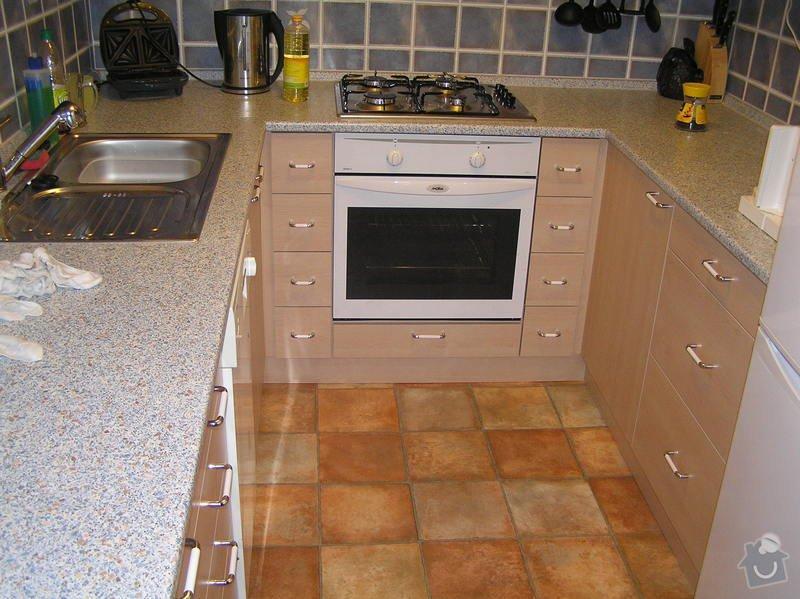Kuchyňský kout do U: kuch34