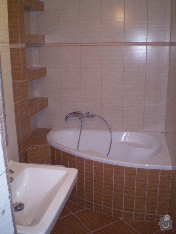 Rekonstrukce koupelny Chodov: P5180365