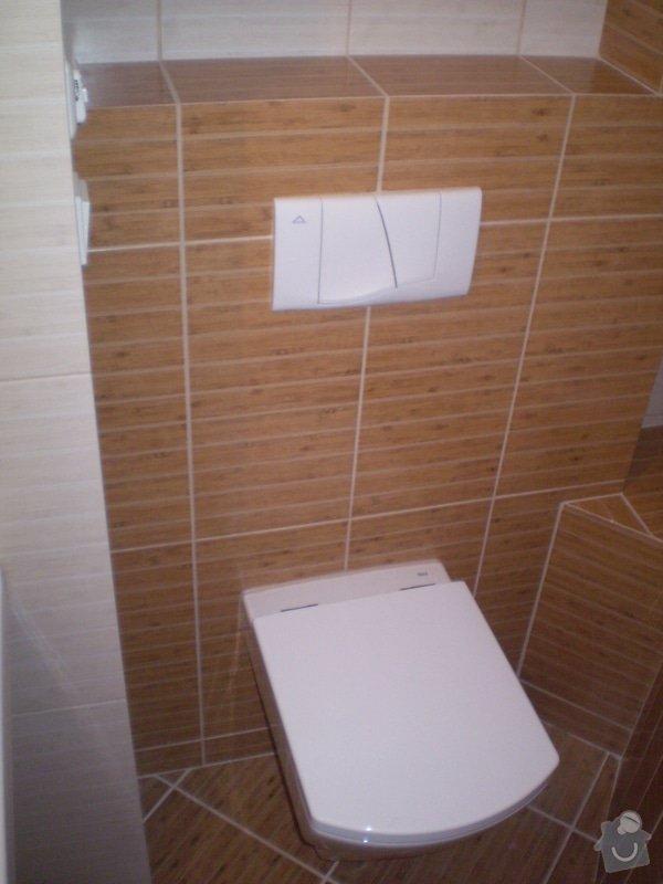 Rekonstrukce koupelny Chodov: P5180366