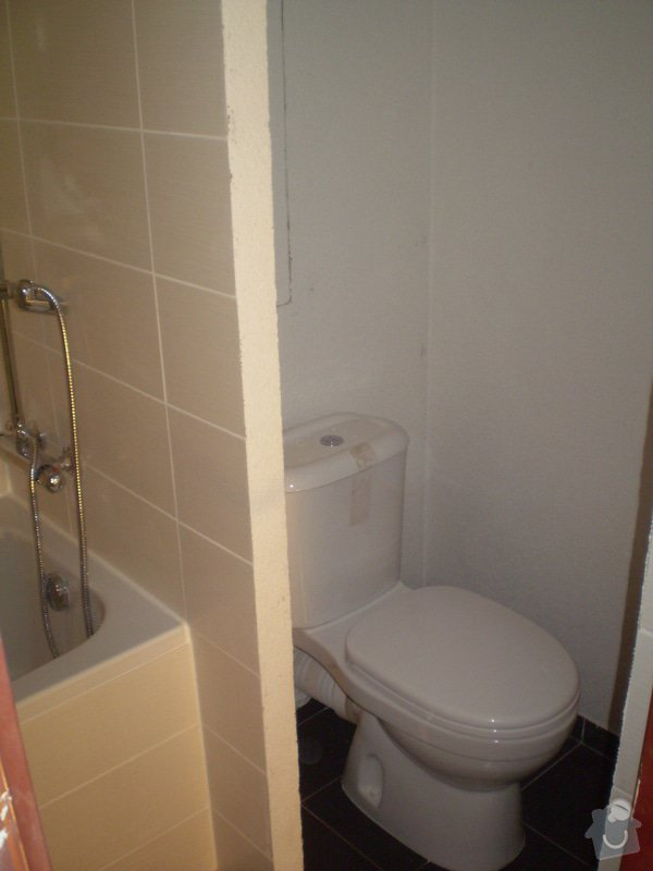 Rekonstrukce koupelny Klášterec nad Ohří: P5180360