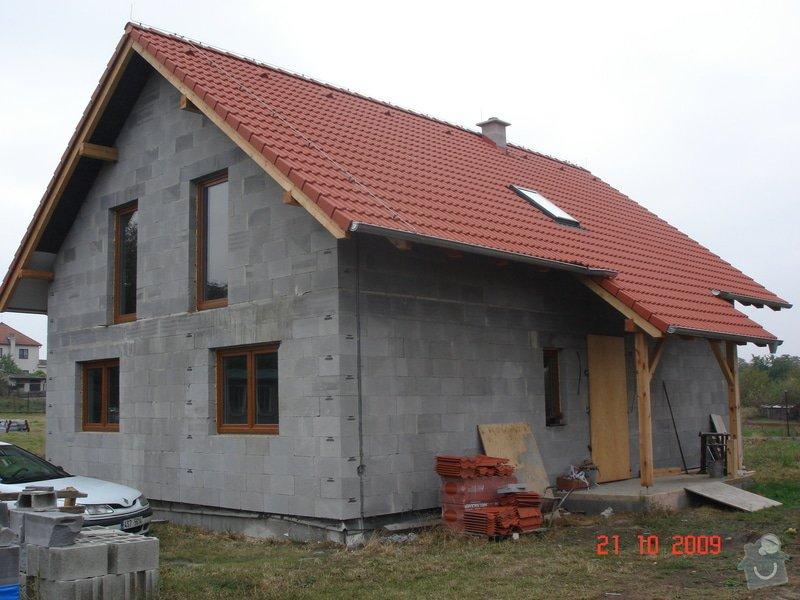 Nová elektroinstalace,montáž antény a hromosvodu: Snimek_562