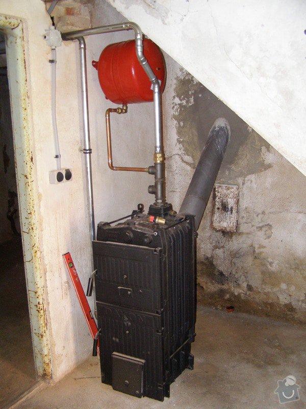 Kompletní realizace topení do RD: P8141739