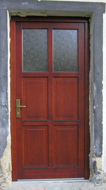 Výměna oken a vchodových dveří: nejremeslnik_dvere