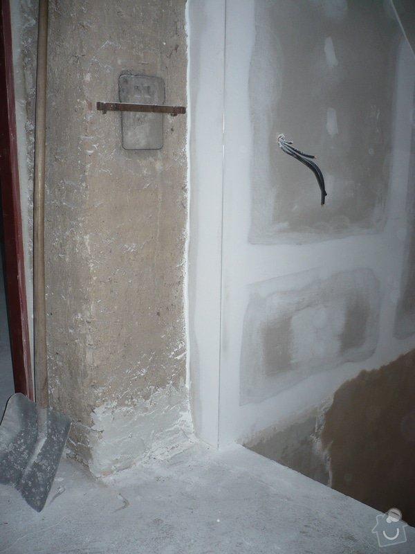 Zateplení a montáž sádrokartonu v podkroví.: P1040240