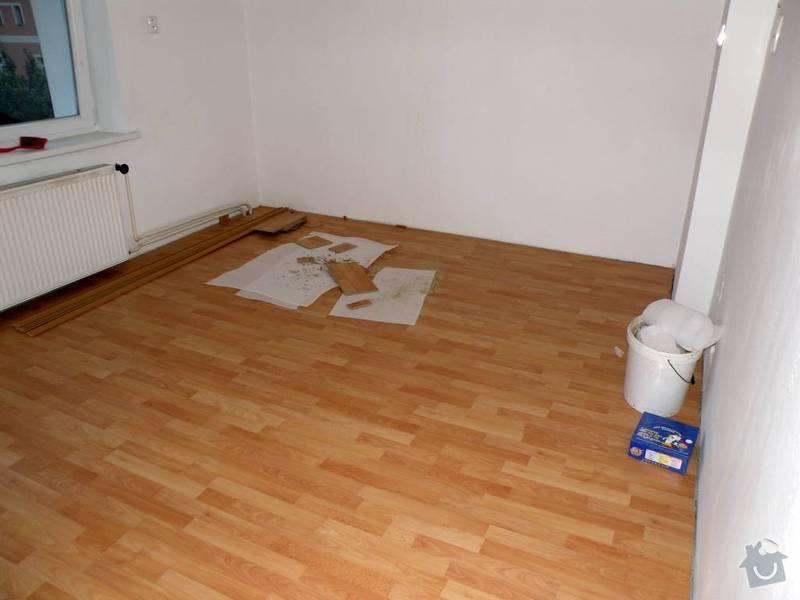 Položení plovoucí podlahy: 3697