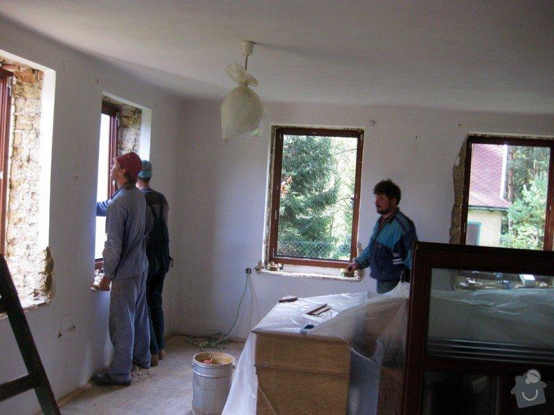 Výměna oken a vchodových dveří: 4965