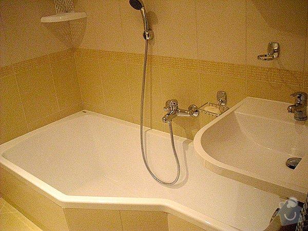 Rekonstrukce koupelny: 02