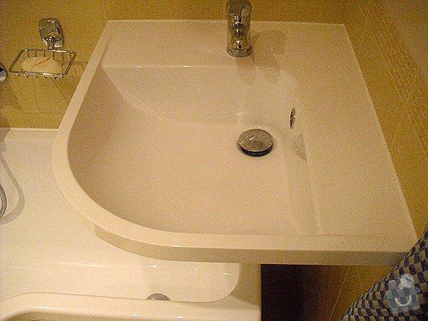 Rekonstrukce koupelny: 05