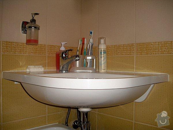 Rekonstrukce koupelny: 06
