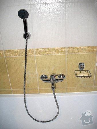 Rekonstrukce koupelny: 08
